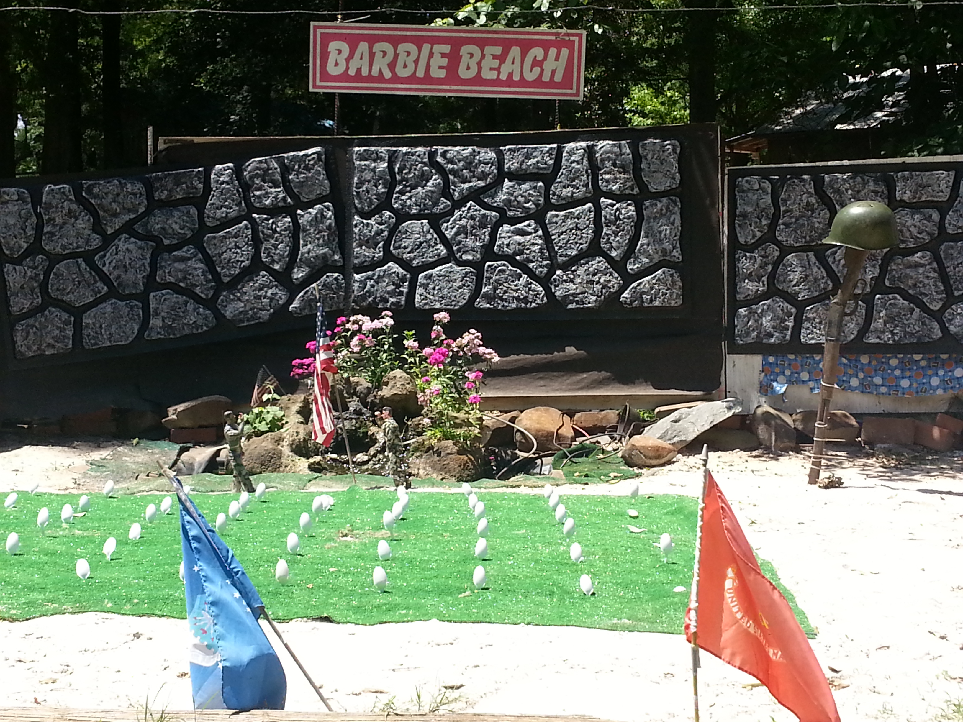 Barbie Beach